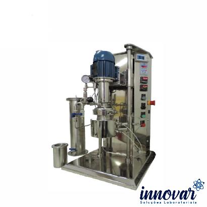 IN418 – Unidade Reacional Para Sistemas Hidrotérmicos e Solvotérmicos